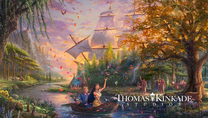 Pocahontas – Limited Edition Art