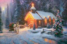 Christmas Chapel I