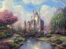 New Day at the Cinderella Castle, A