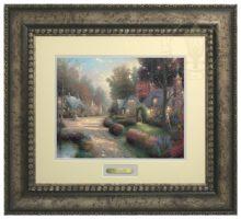 Cobblestone Lane - Prestige Home Collection (Antiqed Silver Frame)