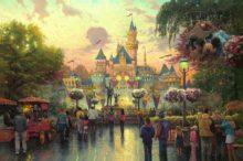 Disneyland, 50th Anniversary