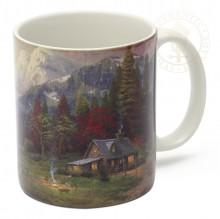 Evening Majesty - Ceramic Mug