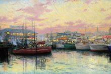 San Francisco, Fisherman's Wharf