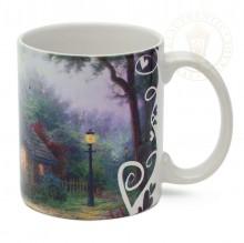 Moonlight Cottage - Ceramic Mug
