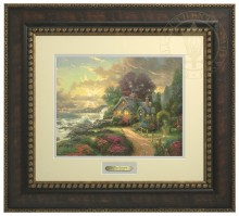 Aladdin Thomas Kinkade Galleries Of New York New Jersey
