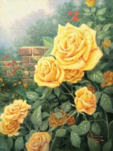 Perfect Yellow Rose, A
