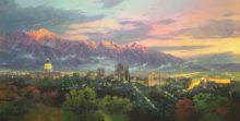 Salt Lake; City of Lights