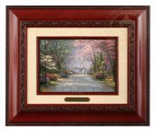 Savannah Romance - Brushwork (Brandy Frame)