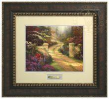 Spring Gate - Prestige Home Collection (Bronzed Gold Frame)