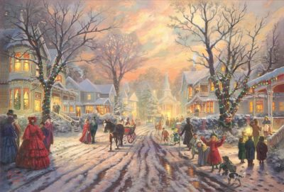 Victorian Christmas Carol, A
