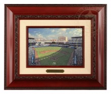 Yankee Stadium - Brushwork (Brandy Frame)