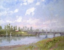 Riverbank, The - Limited Edition Art