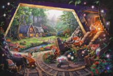 Snow White and the Seven Dwarfs - Limited Edition Art