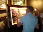 Thomas Kinkade New York New Jersey Master Highlighter Event