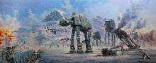 Battle of Planet Hoth - Rodel Gonzalez