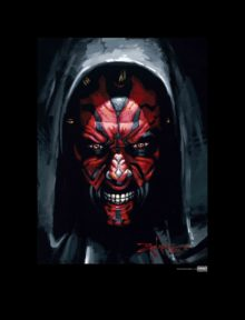 Darth Maul - Rodel Gonzalez