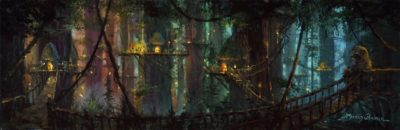 Ewok Village - James Coleman