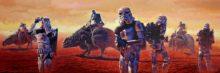 Sand Trooper - Rodel Gonzalez