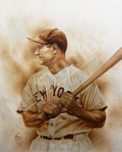 Mike Kupka - Lou Gehrig
