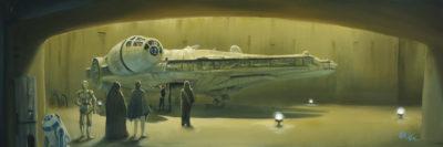 Boarding the Falcon - Rob Kaz