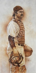 Thurman Munson I - Mike Kupka