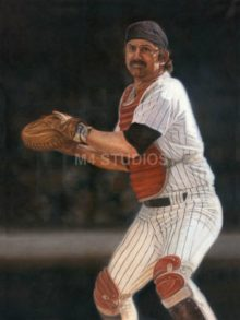 Thurman Munson II - Mike Kupka