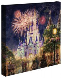 Main Street USA Walt Disney World - Thomas Kinkade Studios