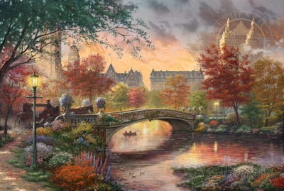 Autumn in New York - Limited Edition Art