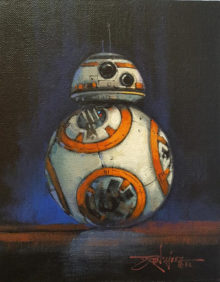 BB-8 by Rodel Gonzalez