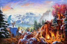 Ice Age - Limited Edition Art