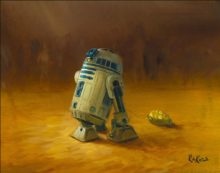 R2D2 3-CPO R2 to the Rescue - Rob Kaz