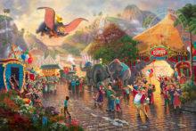 Dumbo - Limited Edition Art