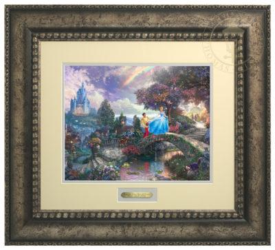 Cinderella Wishes Upon a Dream - Prestige Home Collection