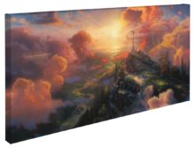 "Cross, The – 16"" x 31"" Gallery Wrapped Canvas"