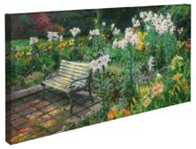 Eternal Springtime – 16″ x 31″ Gallery Wrapped Canvas