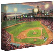 "Fenway Park™ - 8"" x 10"" Gallery Wrapped Canvas"