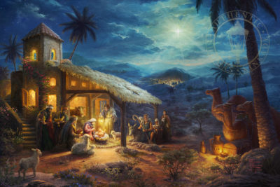 Nativity, The - Limited Edition Art