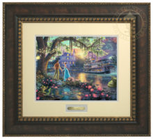 Princess and the Frog, The - Prestige Home Collection