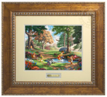 Winnie The Pooh I - Prestige Home Collection