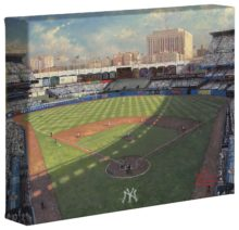 "Yankee Stadium™ - 8"" x 10"" Gallery Wrapped Canvas"