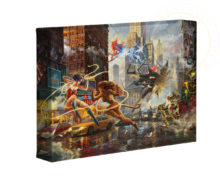 "The Women of DC 16"" x 24"" Premier Wrap Edition Limited Edition Canvas"