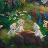 101 Dalmatians - Limited Edition Art