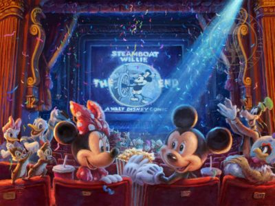 90 Years of Mickey - Limited Edition Art