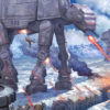 Battle of Hoth, The - Limited Edition Art