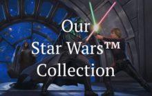 Thomas Kinkade Star Wars