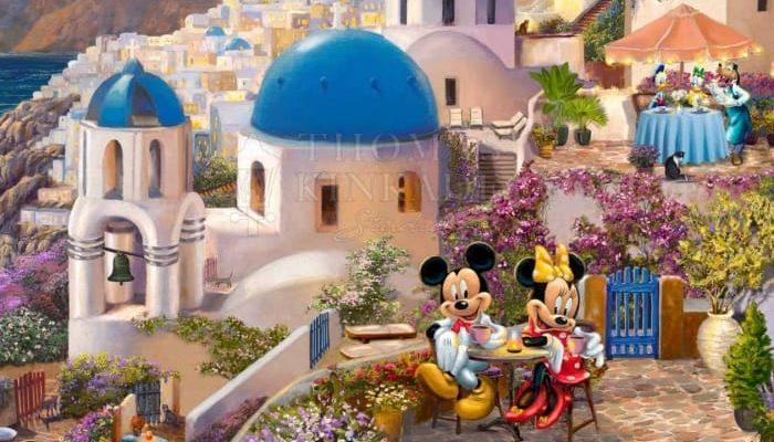 Mickey Minnie Greece
