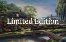 Thomas Kinkade Limited Editions