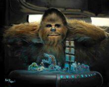 Wookie Wins - Rob Kaz