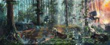 Battle Of The Forest Moon - Rodel Gonzalez
