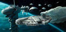 Rebel Fleet Arrives - Rob Kaz